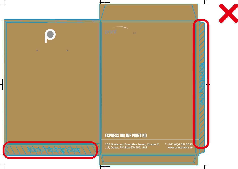 Custom Envelopes - Understanding the envelope templates 02 Image