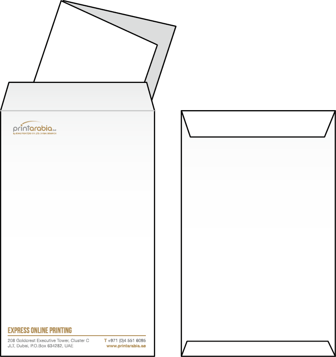 Ready-made Envelopes - What are ready-made envelopes 02 Image